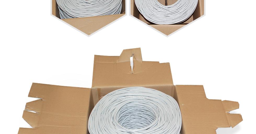 超五类编织网+铝箔屏蔽网线