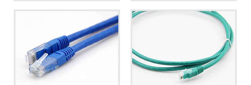 六类非屏蔽网络跳线