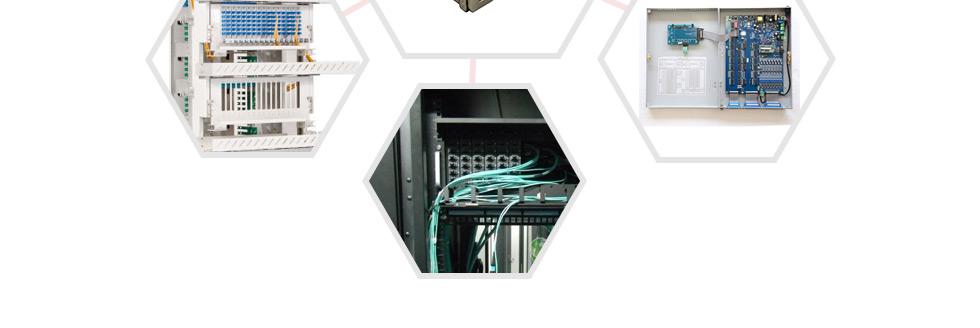 六类屏蔽免打式信息模块