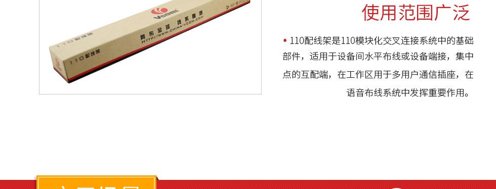 100-100配線架