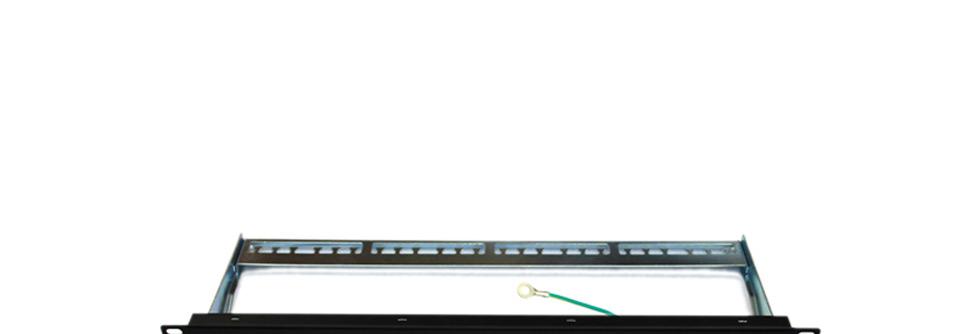 6A类模块化配线架
